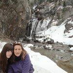 Camino de las cascadas-