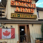 Lake Simcoe Arms Pub & Restaurant