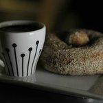Doughnuts and Pot de Creme