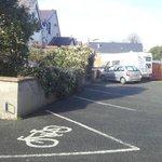 Free Car Park /Secure Bike Racks