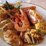 Ocean Bounty - swimmingly delicious!