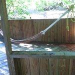 Treehouse hammock 1