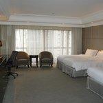 Habitación quadruple con 2 camas dobles