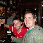Happy Customers Guinness & Smithwicks