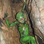 goblin in the coxs cave
