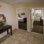 Three Bedroom Guest Rooms