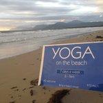 Yoga 10 mins away