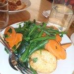 Side Dish of Veggies