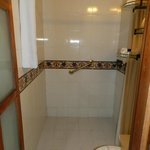 Room 106 Shower