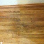 More dirty floors