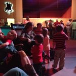 kid friendly - little ones can dance and play
