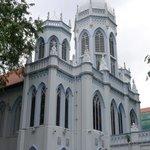 St Joseph's Church on Victoria Street