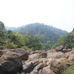 nearby waterfalls