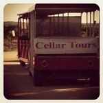 Cellar tour anyone?