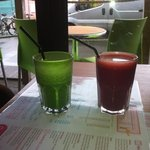 Getting Juiced at Cafejac