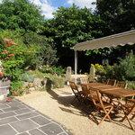 Terrasse Salon d'été