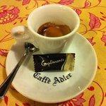 Un buon caffè...