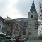 L'église de Hoegaarden