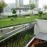 Mini Balcony and view
