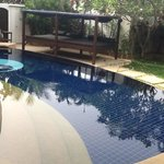 Daybeds and pool