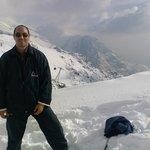Near to Tochal Peak