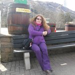 The Green Welly Stop at nearby Tyndrum