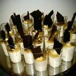 desserts yummy