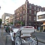 Hotel Morales - outside