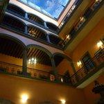 Hotel Morales - inside