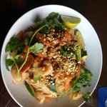 Luna Blue Pad Thai