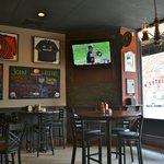 Barrister's soccer pub