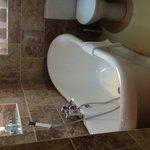 Room one bathroom