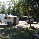 Little Sand Bay campground