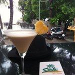 cocktails at Salt