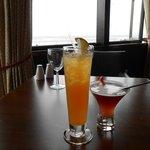 Cocktails enjoyed!