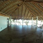 "The ""Yoga Loft"" overlooking the water!"