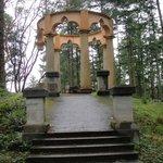 McMillina family mausoleum