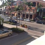 5th Street from balcony