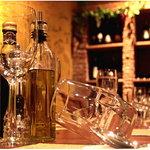 wines and interior