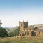 Ramblers church Walesby - not far from The Grange