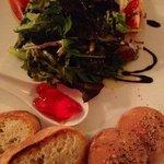 foie gras au torchon et gelée de pommettes