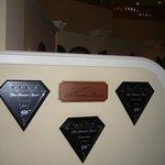 Venetian Room awards