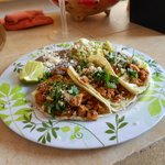 Cochinita tacos!
