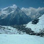 Les Deux Alpes April 2013