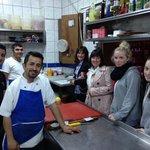 we teach u how to make Turkish bread :)