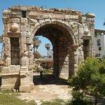 The Arch of Marcus Aurelius Foto