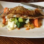 Anchor Inn - Whiting with paprika