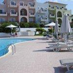 Foto de Hotel Naftilos