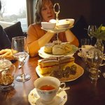 our afternoon tea experience