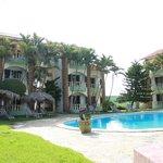 Pool  Hotel Voramar